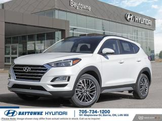 New 2021 Hyundai Tucson AWD 2.4L Luxury for sale in Barrie, ON