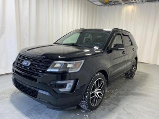 Used 2017 Ford Explorer SPORT for sale in Regina, SK