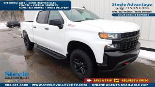 New 2021 Chevrolet Silverado 1500 Custom Trail Boss for sale in Kentville, NS