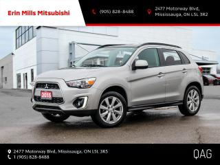 Used 2015 Mitsubishi RVR 4WD GT|PANORAMIC ROOF|CAMERA|LEATHER for sale in Mississauga, ON