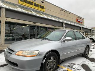 Used 2000 Honda Accord Sdn 4dr Sdn Special Edition Auto for sale in North York, ON