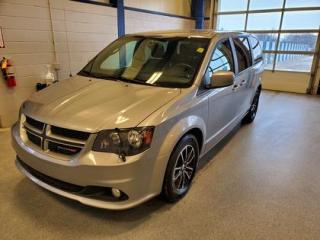 Used 2018 Dodge Grand Caravan GT for sale in Moose Jaw, SK