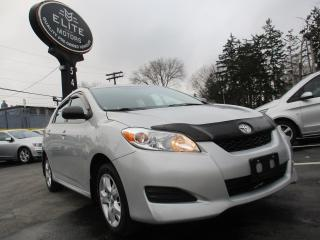 Used 2014 Toyota Matrix 4DR WGN AUTO FWD for sale in Burlington, ON