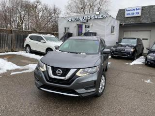 Used 2017 Nissan Rogue FWD 4dr S for sale in Brampton, ON