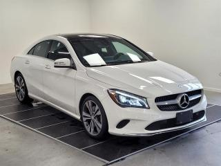 Used 2017 Mercedes-Benz CLA 250 4MATIC Coupe for sale in Port Moody, BC