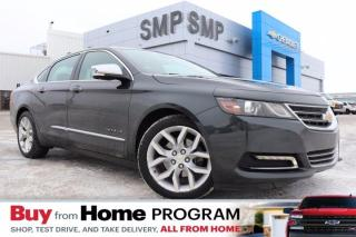 Used 2015 Chevrolet Impala LTZ - Leather, Remote Start, Panoramic Sunroof for sale in Saskatoon, SK