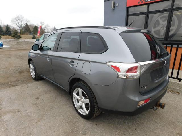 2014 Mitsubishi Outlander SE | Sunroof | Heated Seats | Backup Camera