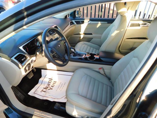 2015 Ford Fusion SE   Backup Camera   Cruise   Bluetooth