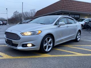 Used 2015 Ford Fusion SE for sale in Cobourg, ON