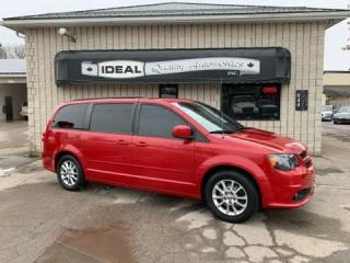 Used 2012 Dodge Grand Caravan R/T for sale in Mount Brydges, ON
