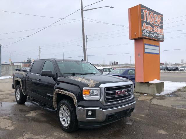 2014 GMC Sierra 1500 SLE**LEATHER*SPECIAL DUCK COMMANDER EDITION*4X4*