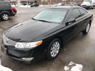 Used 2003 Toyota Camry Solara SLE for sale in Mississauga, ON