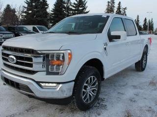 New 2021 Ford F-150 LARIAT | 501a | Heated Leather | FX4 | Nav for sale in Edmonton, AB