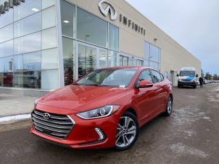 Used 2018 Hyundai Elantra GLS for sale in Edmonton, AB