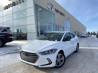 Used 2017 Hyundai Elantra Limited for sale in Edmonton, AB
