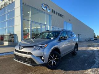 Used 2016 Toyota RAV4 SE, AWD for sale in Edmonton, AB