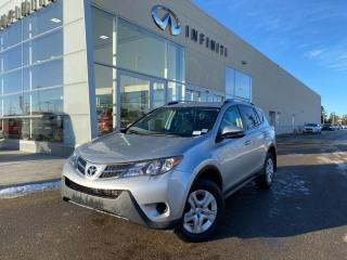 Used 2015 Toyota RAV4 LE, AWD for sale in Edmonton, AB