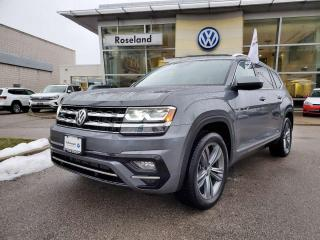 Used 2019 Volkswagen Atlas Execline 4dr AWD 4MOTION for sale in Burlington, ON