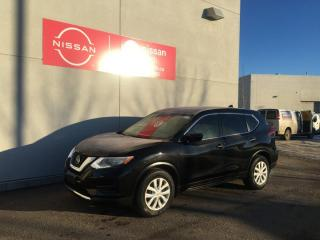 Used 2018 Nissan Rogue S / Certified Pre-Owned / Smart Key / Touch Screen for sale in Edmonton, AB
