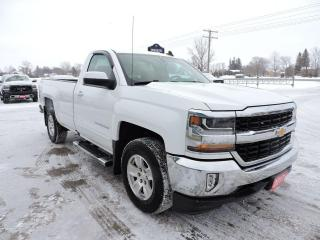 Used 2017 Chevrolet Silverado 1500 LT V6 4X4 Power group New tires Only 116000km for sale in Gorrie, ON