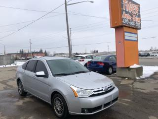 Used 2010 Ford Focus SE**ONLY 151KMS**AUTO**ALLOYS**CERTIFIED* for sale in London, ON