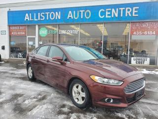 Used 2015 Ford Fusion SE for sale in Alliston, ON