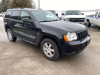 Used 2009 Jeep Grand Cherokee LAREDO 4x4 for sale in Waterloo, ON