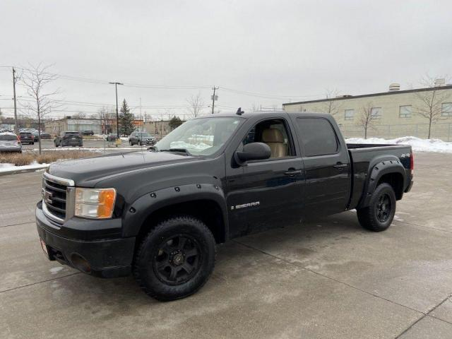 2008 GMC Sierra SLT, 4X4, 4 Door, Leather, 3/Y Warranty Available