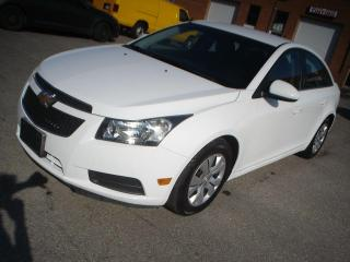 Used 2013 Chevrolet Cruze LT Turbo for sale in Mississauga, ON