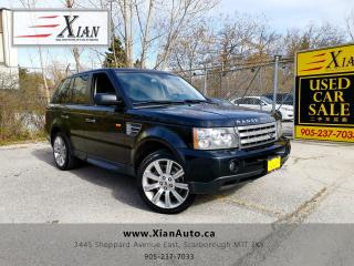 Used 2007 Land Rover Range Rover Sport SC for sale in Scarborough, ON