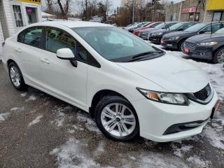 Used 2013 Honda Civic LX/LOADED/ALLOYS/BLUETOOTH++ for sale in Scarborough, ON