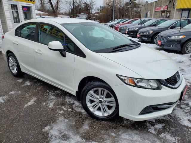 2013 Honda Civic LX/LOADED/ALLOYS/BLUETOOTH++