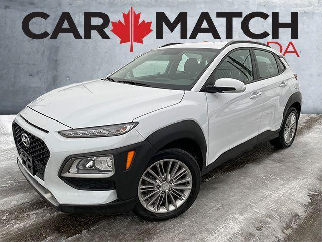 2018 Hyundai KONA PREFERRED / AWD / NO ACCIDENTS
