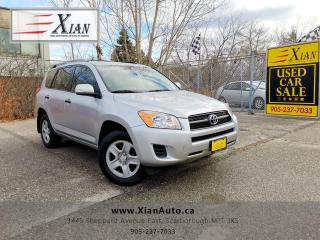 Used 2010 Toyota RAV4 BASE for sale in Scarborough, ON