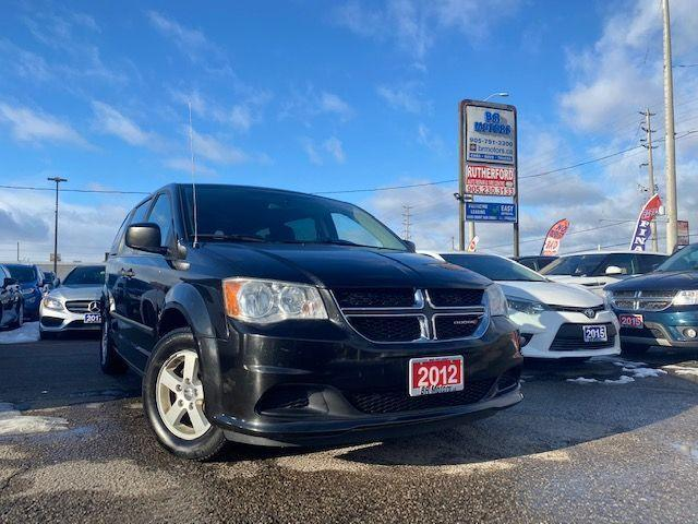 2012 Dodge Grand Caravan No Accidents | SE | CARAVAN | Low Km's| Certified