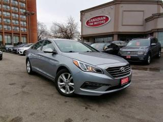 Used 2017 Hyundai Sonata P.SUNROOF | CAM | BLUE TOOTH | 4 NEW SNOW TIRES* | for sale in Scarborough, ON