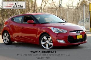 Used 2012 Hyundai Veloster Base for sale in Scarborough, ON