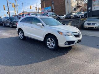 Used 2015 Acura RDX Tech Pkg/1OWNER/NOACCNAV/CAM/AWD/LEATHER/CERTIFIED for sale in Toronto, ON