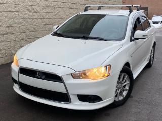 Used 2015 Mitsubishi Lancer SE for sale in Brampton, ON