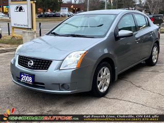 Used 2008 Nissan Sentra 2.0 S|LOW KM|NO ACCIDENT|SINGLE OWNER|CERTIFIED for sale in Oakville, ON