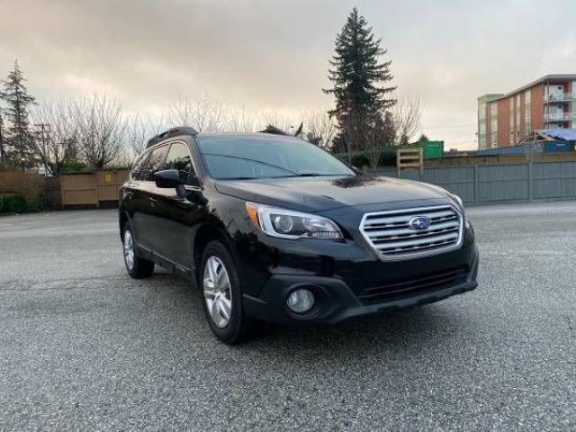2017 Subaru Outback 2.5i pzev