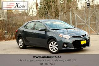 Used 2015 Toyota Corolla S for sale in Scarborough, ON