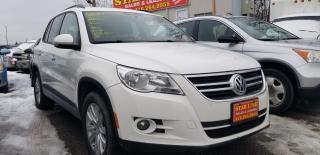 Used 2011 Volkswagen Tiguan COMFORTLINE for sale in Pickering, ON