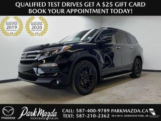 Used 2017 Honda Pilot Touring for sale in Sherwood Park, AB