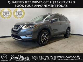 Used 2019 Nissan Rogue SV MOON for sale in Sherwood Park, AB