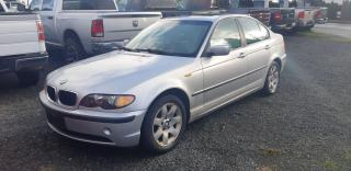 Used 2003 BMW 3 Series 325xi for sale in Black Creek, BC