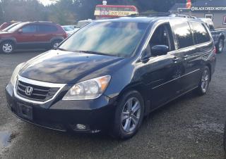 Used 2008 Honda Odyssey EX-L for sale in Black Creek, BC