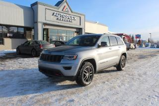 Used 2017 Jeep Grand Cherokee Trailhawk for sale in Calgary, AB