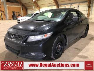 Used 2013 Honda Civic 2D Coupe 5SP for sale in Calgary, AB