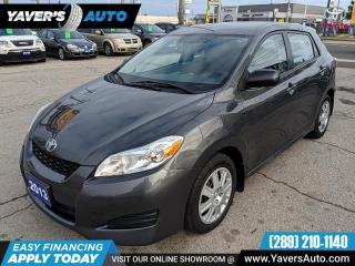 Used 2013 Toyota Matrix 5spd Manual for sale in Hamilton, ON